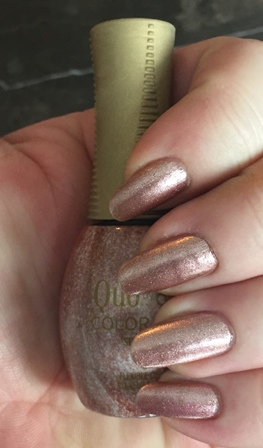 Quo By Orly COLOR AMP'D On The List Swatch
