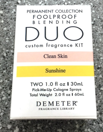 Demeter Blending Duo Box