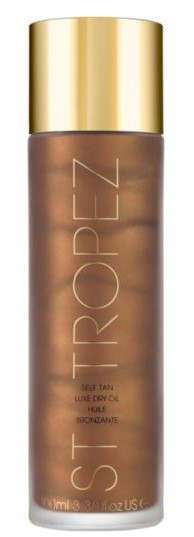 St Tropez Self Tan Luxe Dry Oil