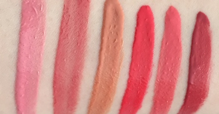 essence liquid lipstick swatches