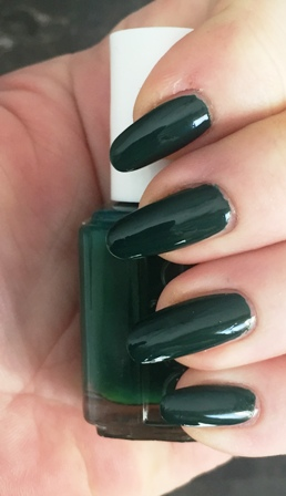 Essie Off Tropic Swatch - 1 Coat