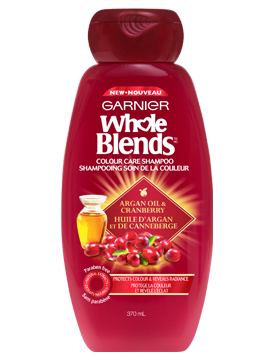 Garnier Whole Blends Argan Oil + Cranberry