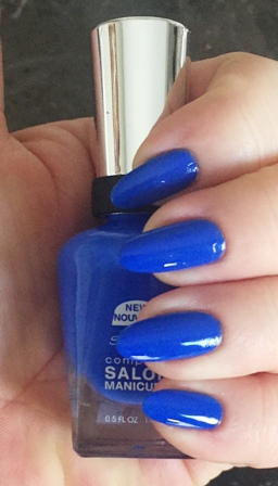 Sally Hansen Complete Salon Manicure New Suede Shoes Swatch
