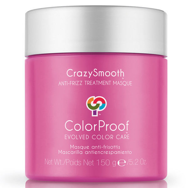 ColorProof Crazy Smooth Anti-Frizz Treatment Masque