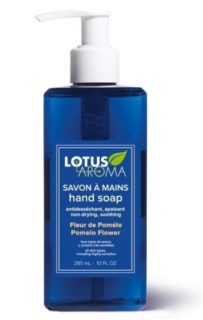 Lotus Aroma Hand Soap Pomelo Flower