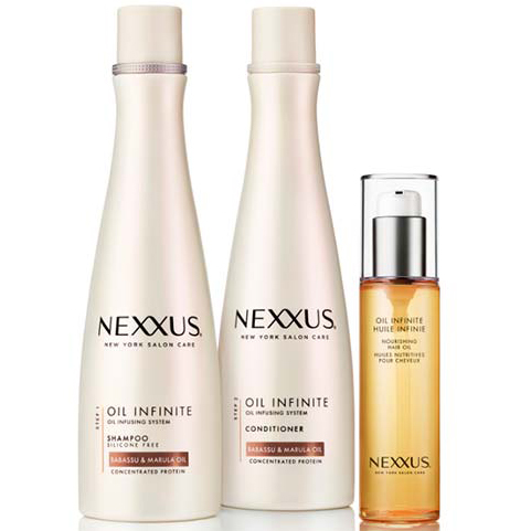 Nexxus Oil Infinite Collection