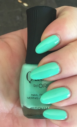 Quo By Orly Cultured Classic Swatch - Perfect