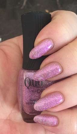 Quo By Orly Retro Glam Swatch