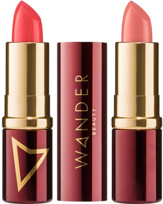 Wander Beauty Wanderout Dual Lipstick Nikki Beach B.B.