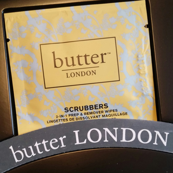 butter london scrub