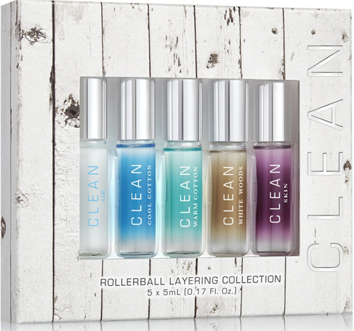 Clean Rollerball Layering Collection