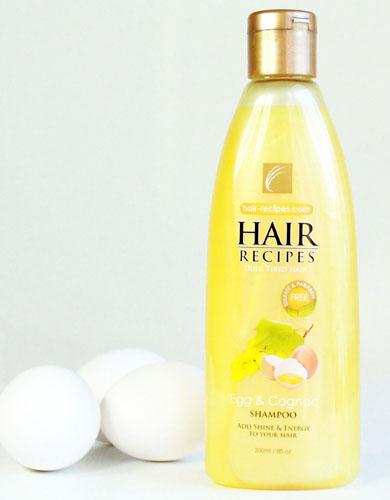 Hair Recipes Shampoo