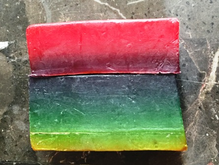 Lush Layer Cake Soap