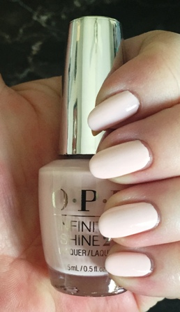 OPI It's Pink P.M. Swatch 1