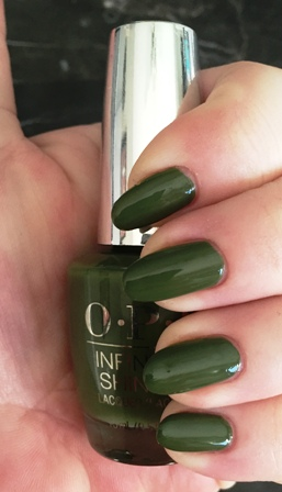 OPI Olive For Green Swatch 2