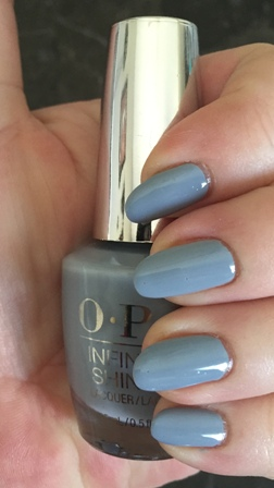 OPI Reach For The Sky Swatch 2