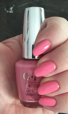 OPI Rose Against Time Swatch 2
