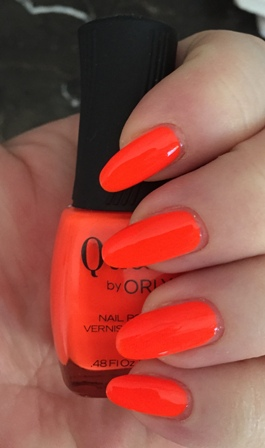 Quo By Orly Coastal Cruisin' Swatch