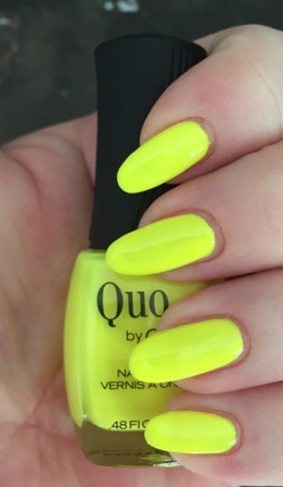 Quo By Orly Sun Daze Swatch