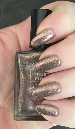 Trust Fund Beauty Dirty Thoughts Swatch