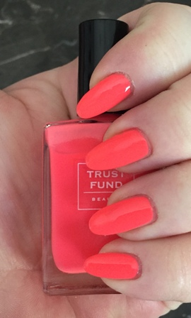 Trust Fund Beauty Game Changer Swatch