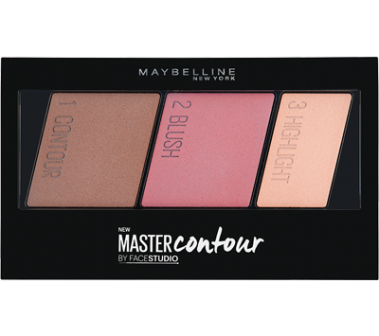 maybelline master face contour