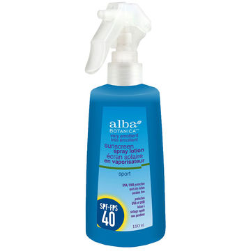 Alba Botantica Sun Screen Lotion Spray