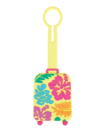 Austin House Luggage Tag - Baggage