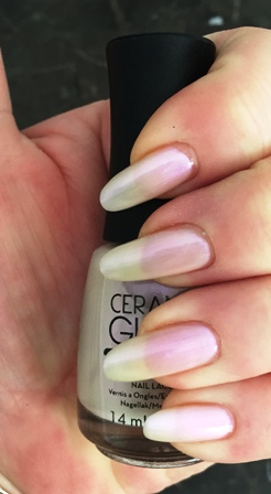 Ceramic Glaze Heavenly Swatch