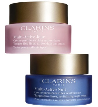 Clarins Multi-Active Day-Night