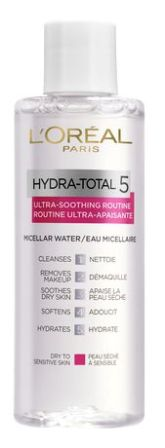 L'Oreal Hydra-total 5 ultra-soothing micellar water