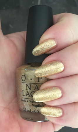 OPI A Mirror Escape Swatch