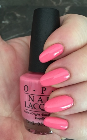 OPI Flip Flops & Crop Tops Swatch
