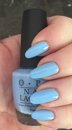OPI The I's Have It Swatch