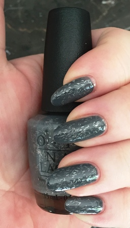 OPI What Time Isn't It Swatch