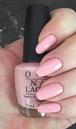 OPI What's The Double Scoop Swatch