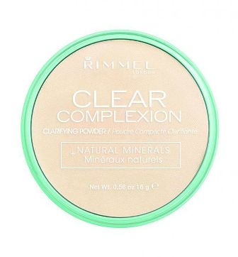 Rimmel Clear Complexio Clarifying Powder