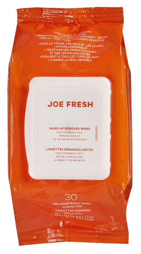 joe-fresh-makeup wipes