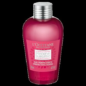loccitane Pivoine Sublime Perfecting Toner
