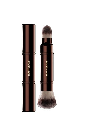 thumbnail_Hourglass Double-Ended Complexion Brush