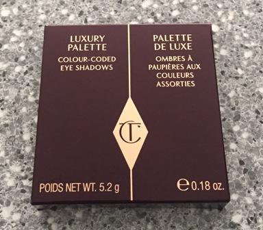 Charlotte Tilbury Luxury Palette Box
