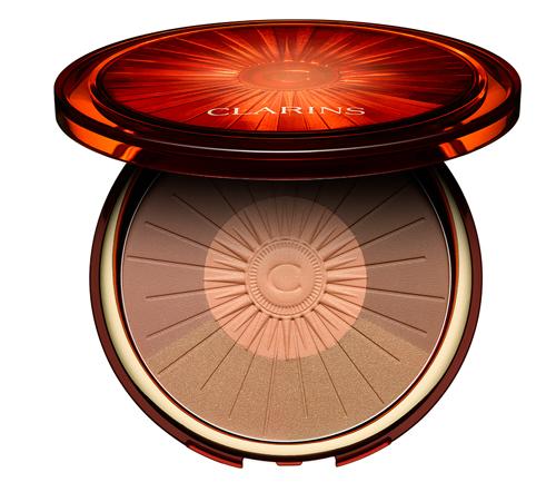 clarins Bronzing & Blush Compact