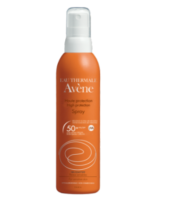 Avene High Protection Spray SPF 50+