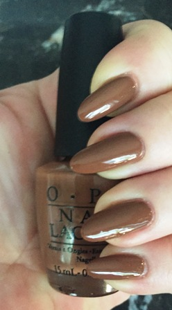 OPI Isaballetway Swatch