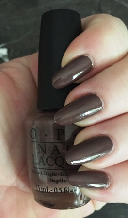 OPI Squeaker Of The House Swatch