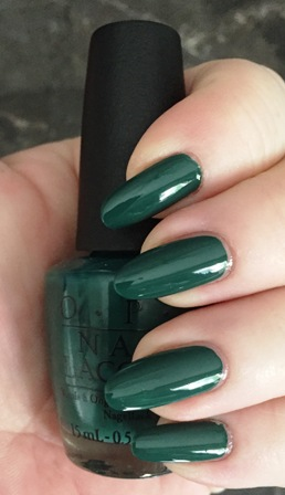 OPI Stay Off The Lawn!! Swatch