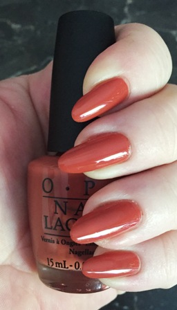 OPI Yank My Doodle Swatch