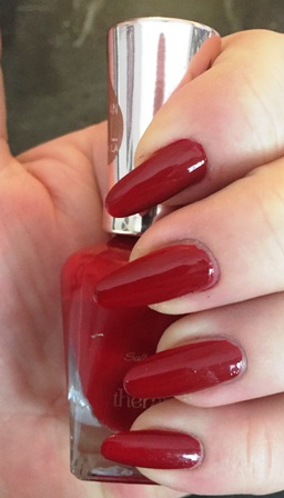 Sally Hansen Color Therapy Haute Springs Swatch