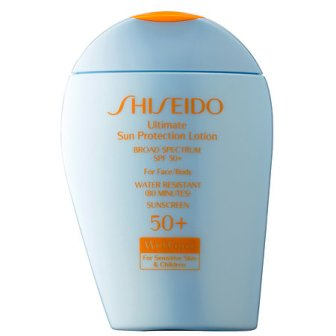 Shiseido Wet Force 50+