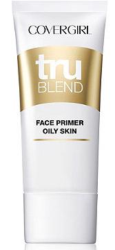 covergirl trublend face primer dry skin